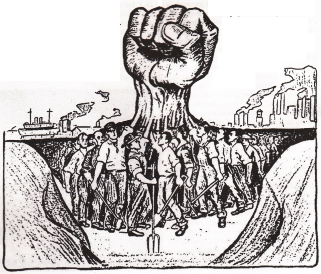 Workers Fist
