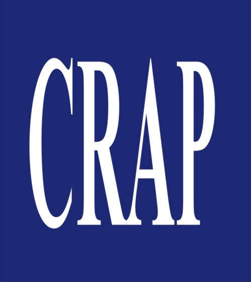 Crap-gap logo