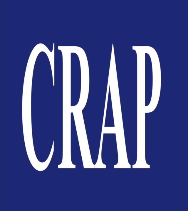 Crap-gap logo