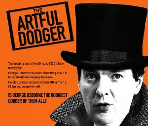 Artful Dodger - Feb 2011 - blog